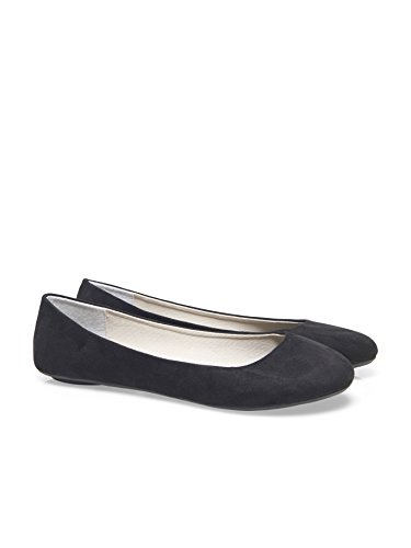 ONLY Damen Schuhe Ballarina Black 38