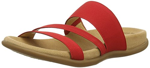 Gabor Shoes 43.702 Damen Pantoletten , Rot (85 flame) , 38 EU (5 UK)