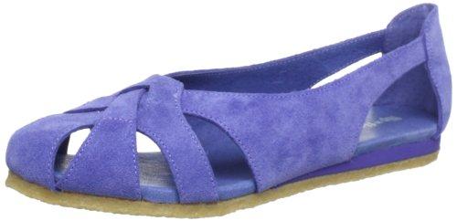 flip*flop santa rosa 10084, Damen Ballerinas, Blau (pool 422), EU 41