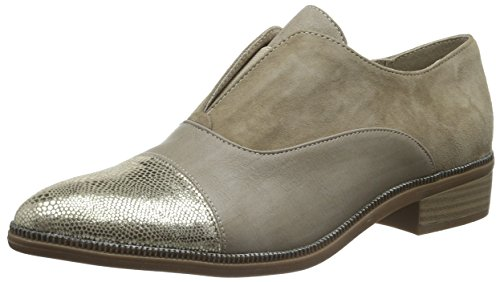 Tamaris Damen 24305 Slipper, Beige (Pepper Comb 301), 40 EU